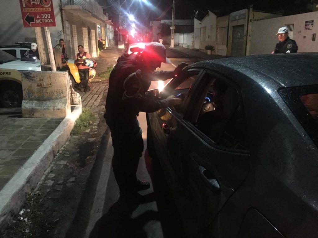 Polícia Militar terá efetivo extra para garantir a segurança durante o reinado de Momo. Foto: Divulgação/PMRN