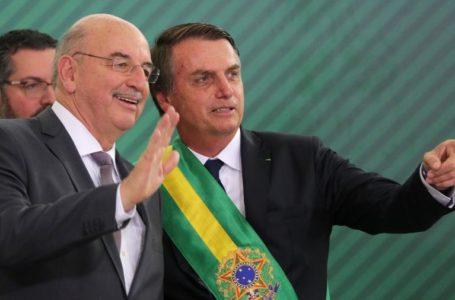 Bolsonaro escolhe ex-ministro Osmar Terra para liderança do governo na Câmara