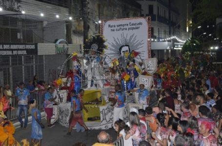 Pela primeira vez, Escola de Samba Águia Dourada ganha Carnaval de Natal