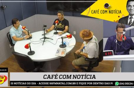 COMENTÁRIO: Vereador de Natal Fúlvio Saulo comenta sobre Plano Diretor
