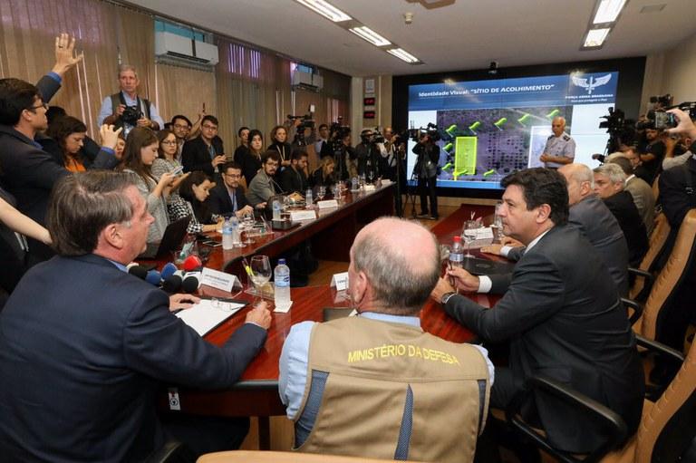 Missão que fará repatriação de brasileiros já está na China