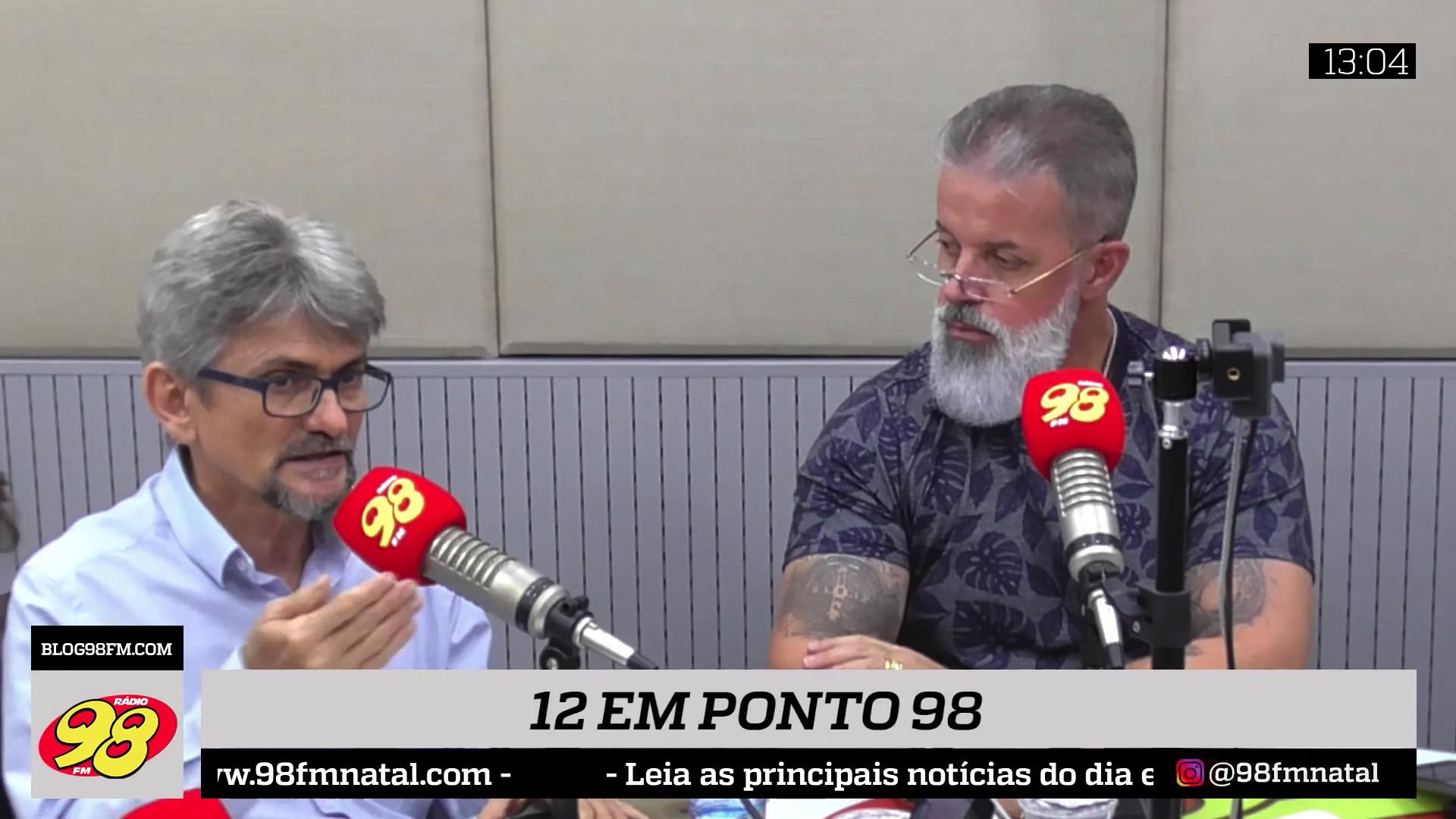 """Jogo de palavras: Cipriano Maia diz que não vai """"fechar Rui Pereira"""", apenas """"transferir pacientes e ações para outros hospitais"""""""