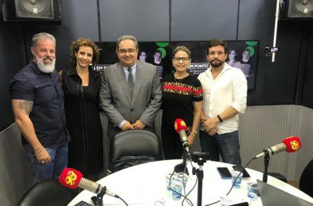 Projeto reeleição: prefeito de Natal, Álvaro Dias, confirma que vai deixar o MDB