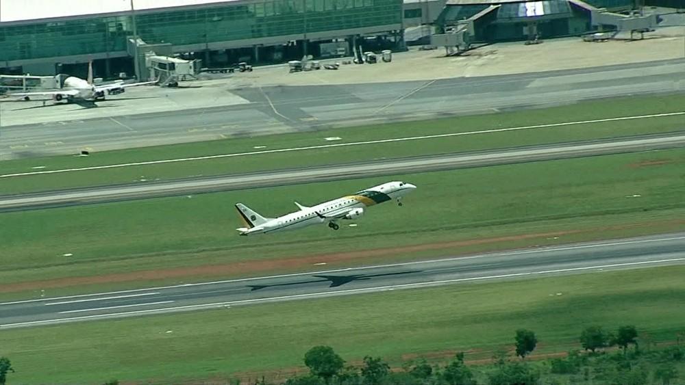 aviões da FAB decolam de Brasília para buscar brasileiros na China