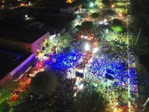 Areia Branca registra ocupação de 100% da rede hoteleira no carnaval. Foto: Prefeitura de Areia Branca/Divulgação