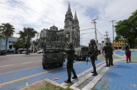 Tropas do Exército começam a patrulhar ruas de Fortaleza no 4º dia de motim da PM