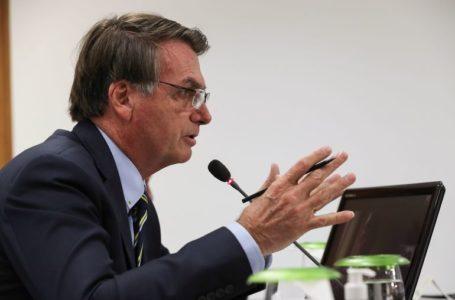 Covid-19: Bolsonaro atualiza governadores sobre medidas de prevenção