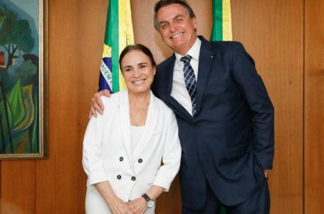 Regina Duarte é exonerada do comando da secretaria de Cultura do governo Bolsonaro