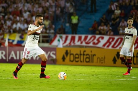 Flamengo estreia com vitória na Libertadores 2020
