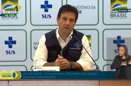 Coronavírus: Brasil tem 3904 casos e 111 mortes. Assista ao vivo