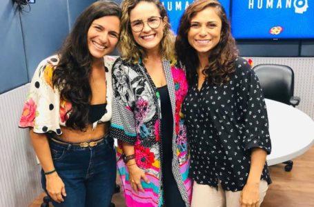 Natalia Mota, eleita uma das mulheres mais poderosas do Brasil pela Revista Forbes, é a entrevistada do quadro Humano [VÍDEO]