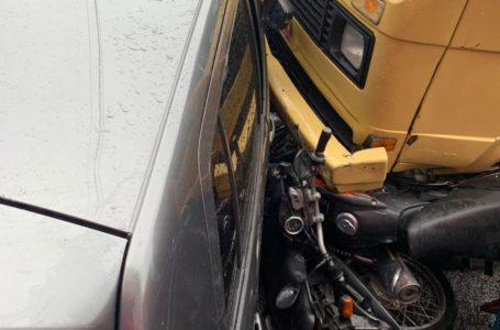 Acidente grave envolve pelo menos 9 veículos no bairro Alecrim
