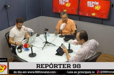 Repórter 98: confira o programa desta terça-feira (31)
