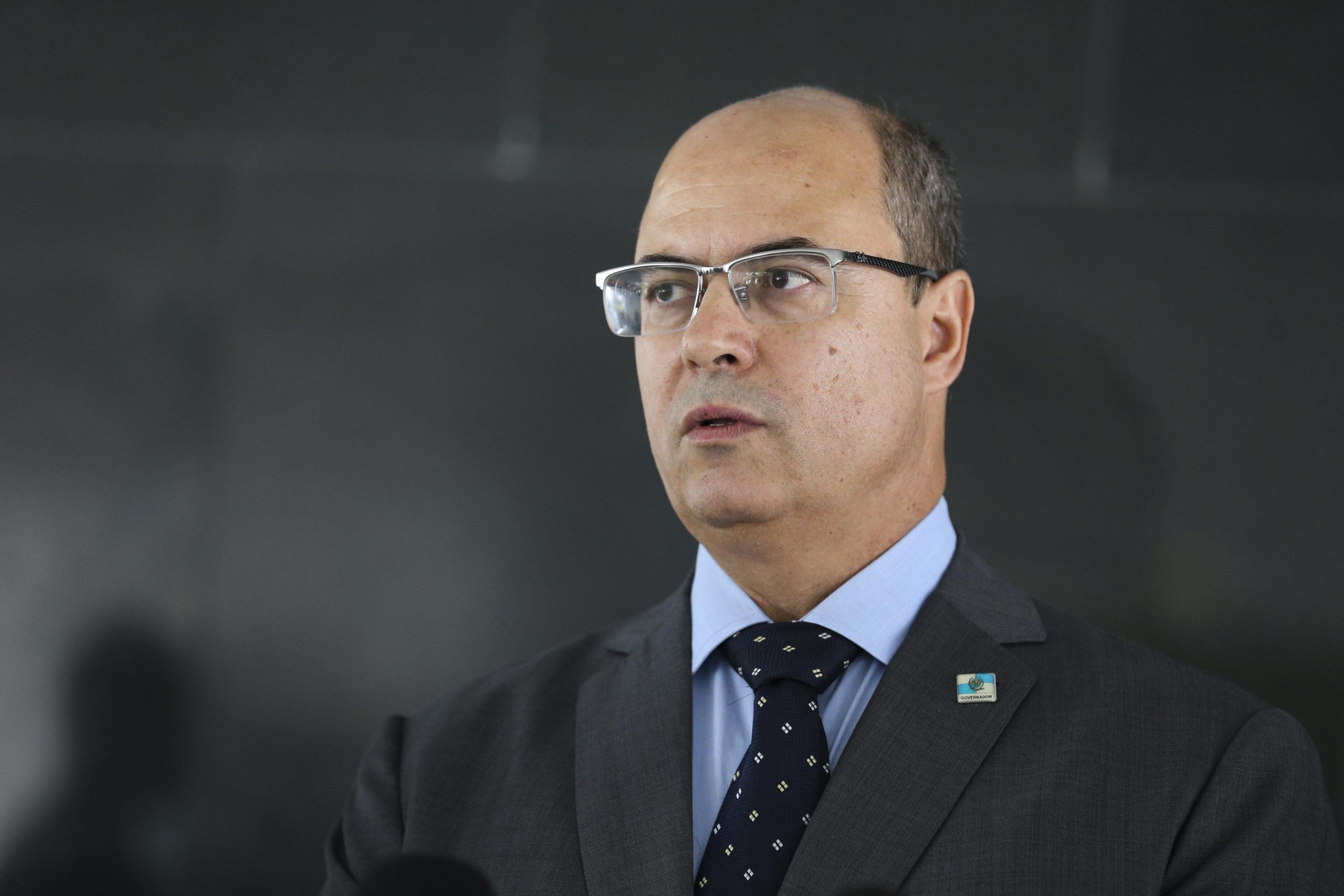 Coronavírus: Witzel admite que pode reduzir a quarentena no Rio