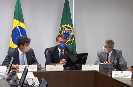 Bolsonaro anuncia acordo de R$ 8 bilhões em emendas parlamentares no combate ao coronavírus