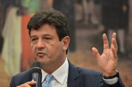 Ministro da Saúde diz que não faltarão recursos para o combate ao coronavírus