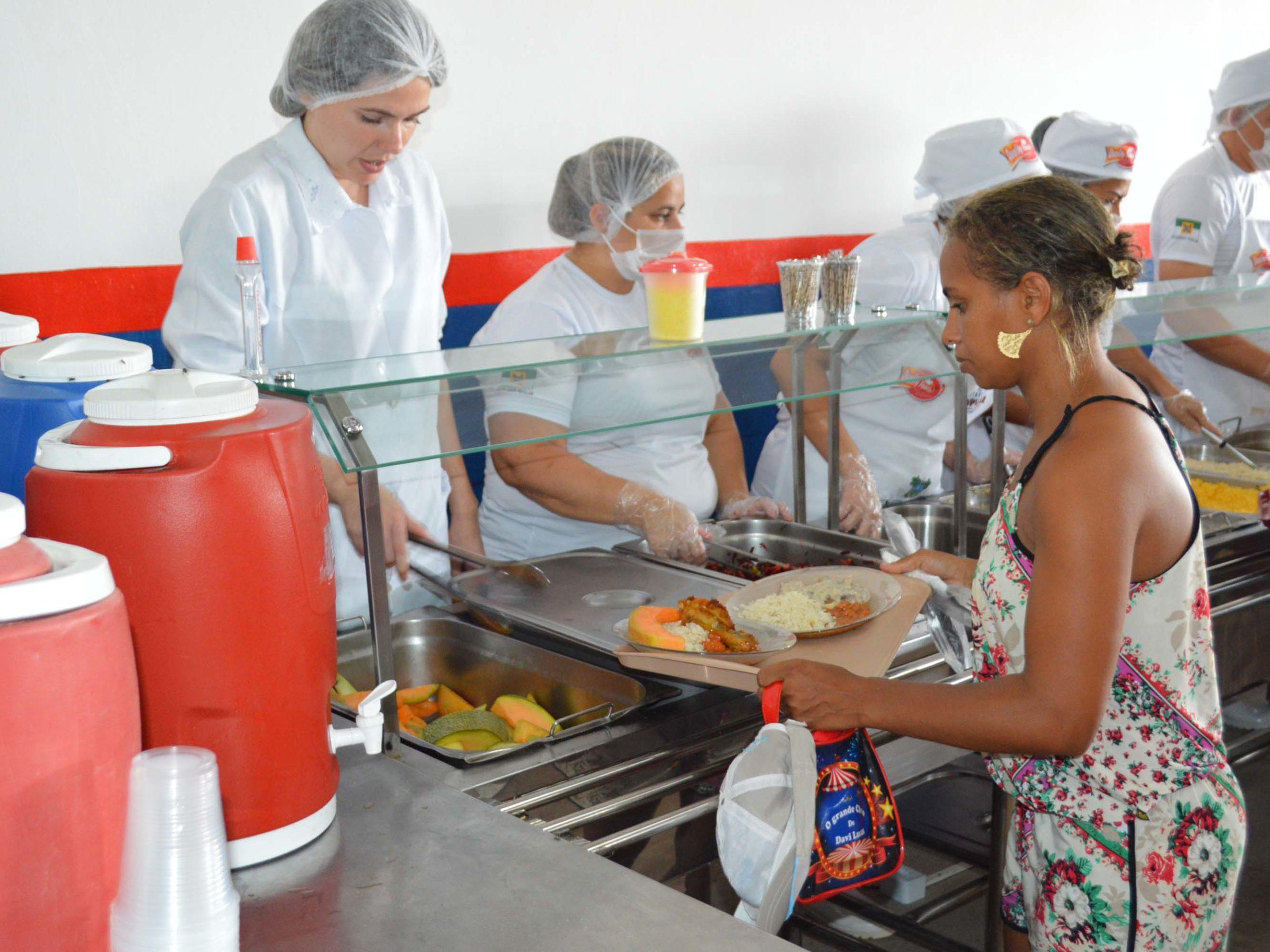 Coronavírus: População em situação de rua terá refeição gratuita no Restaurante Popular