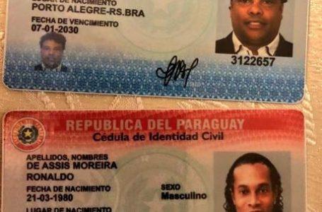 MP do Paraguai não vai indiciar Ronaldinho Gaúcho e irmão após os dois admitirem erro