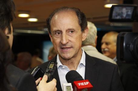 Paulo Skaf pede a Bolsonaro que gestão da crise seja centralizada