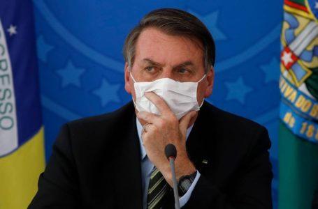 Bolsonaro faz apelo em reunião com empresários: 'não podem parar'