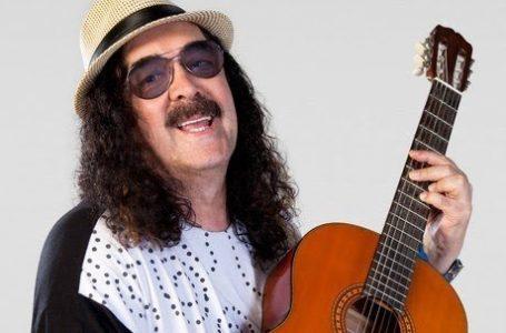 Cantor Moraes Moreira morre aos 72 anos no RJ