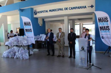 Justiça proíbe Prefeitura do Natal de terceirizar médicos para hospital de campanha