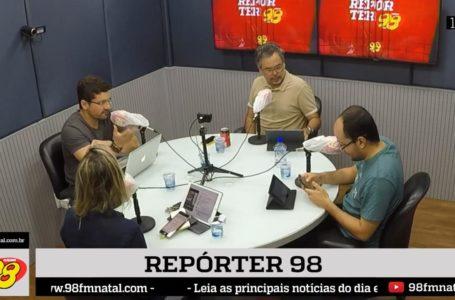 Repórter 98: confira o programa completo deste sábado (25)