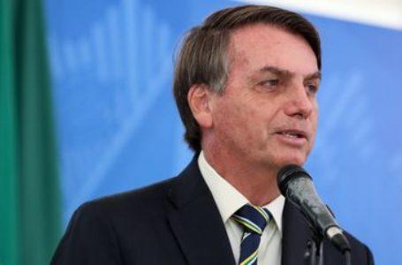 Assista: pronunciamento do presidente Jair Bolsonaro