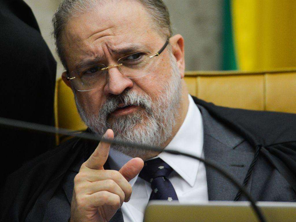 Procurador Geral da República, Augusto Aras. Fabio Rodrigues Pozzebom/Agência Brasil
