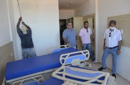 Hospital de Campanha de Natal iniciará atividades em 15 dias