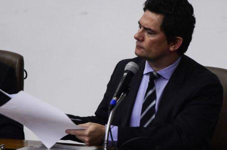Ex-ministro Sergio Moro presta depoimento de mais de 8 horas na PF