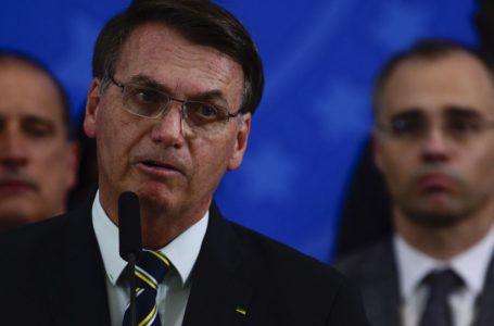 Bolsonaro diz que gostaria que brasileiros voltassem ao trabalho
