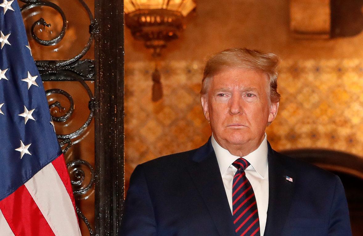 Carta com veneno é enviada a Trump, diz imprensa dos EUA