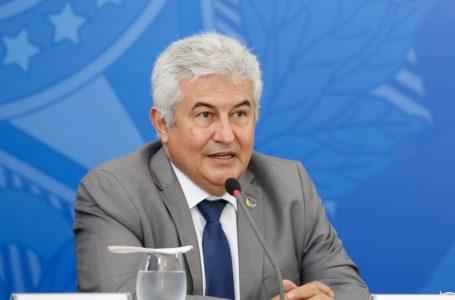 Ministro Marcos Pontes afirma que está com Covid-19