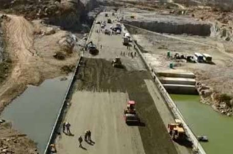 Governo do Estado autoriza retomada das obras na Barragem de Oiticica