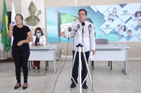 """EXCLUSIVO: """"O plano do Governo do Estado não é de lockdown neste momento"""", diz secretário"""