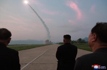 Coreia do Sul diz que tropas trocaram tiros com a Coreia do Norte na fronteira