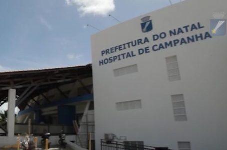Coronavírus: Justiça determina abertura imediata do Hospital de Campanha de Natal