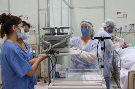 RN já tem mais de mil profissionais de saúde infectados pelo coronavírus