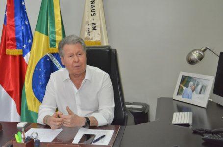 Coronavírus: Prefeito de Manaus afirma que 'lockdown' é arriscado e sugere reunião ampla sobre proposta
