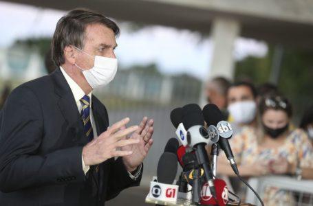 Lockdown é caminho para fracasso, diz Bolsonaro