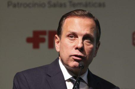 Coronavírus: Doria anuncia plano de retomada econômica em SP