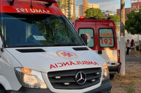 Servidores do Samu fazem homenagem a colega morto com Covid-19 em Natal