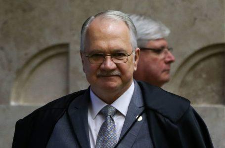 Ministro Fachin mantém decisão que negou à PGR acesso a dados da Lava Jato