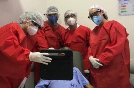 Vereadores aprovam projeto que possibilita visitas virtuais para pacientes internados em Natal
