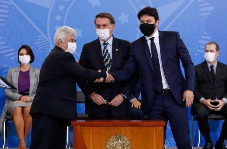 Ministro Fábio Faria credita a popularidade do presidente ao trabalho em várias frentes