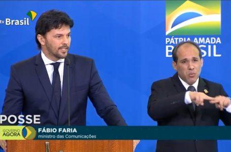 Ministro Fábio Faria informou que leilão do 5G deve acontecer no primeiro semestre de 2021