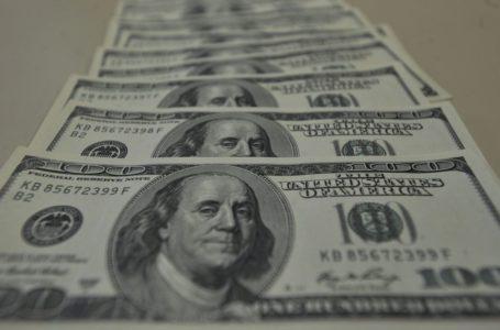 Dólar opera em queda, negociado ao redor de R$ 5,50