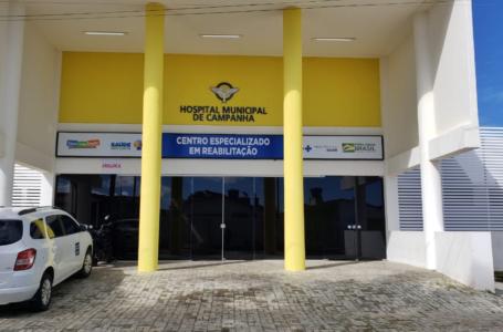 Hospital de Campanha de Parnamirim começa a funcionar hoje