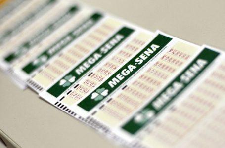 Ninguém acerta na Mega-Sena e prêmio acumula para R$ 43 milhões